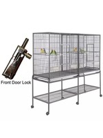 Kings Cages Kings Cages Double Flight Cage SLF 6421