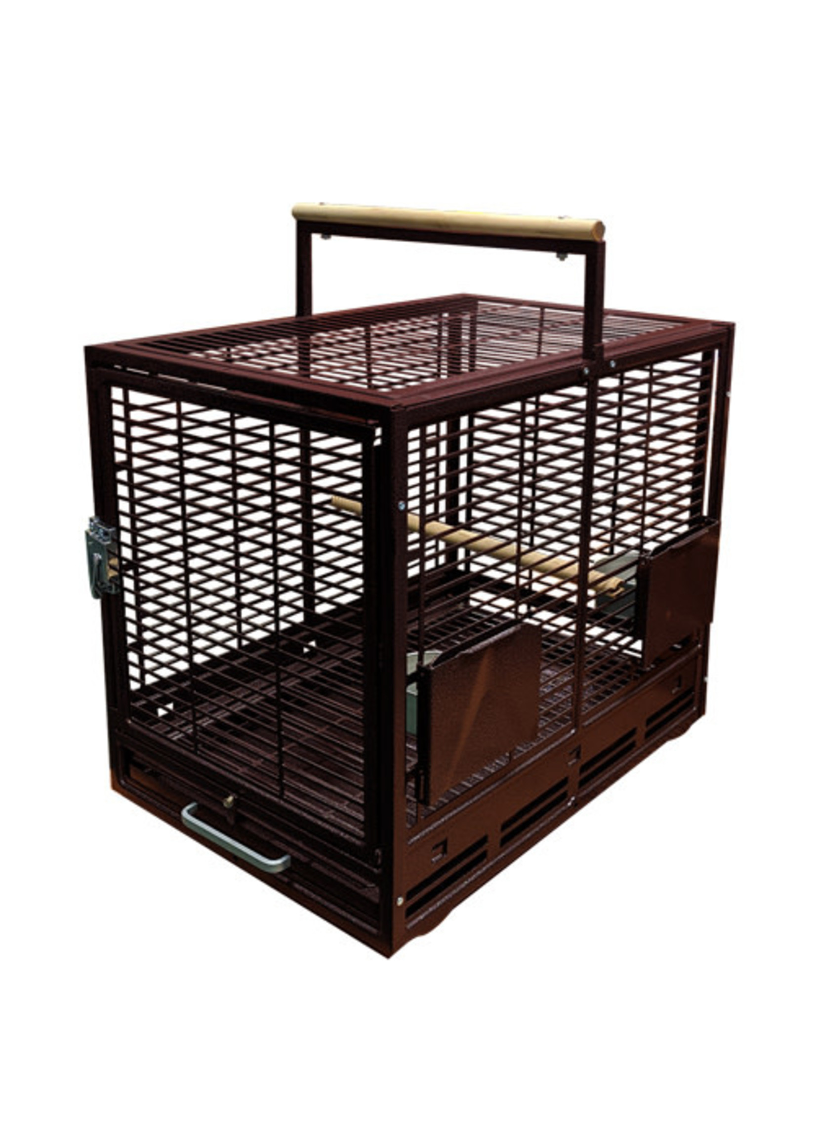 Kings Cages Kings Cages  Powder Coated Travel Carrier PCT1519
