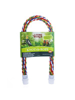 Living World Living World Multi-Colored Cotton Perch, 20mm26in