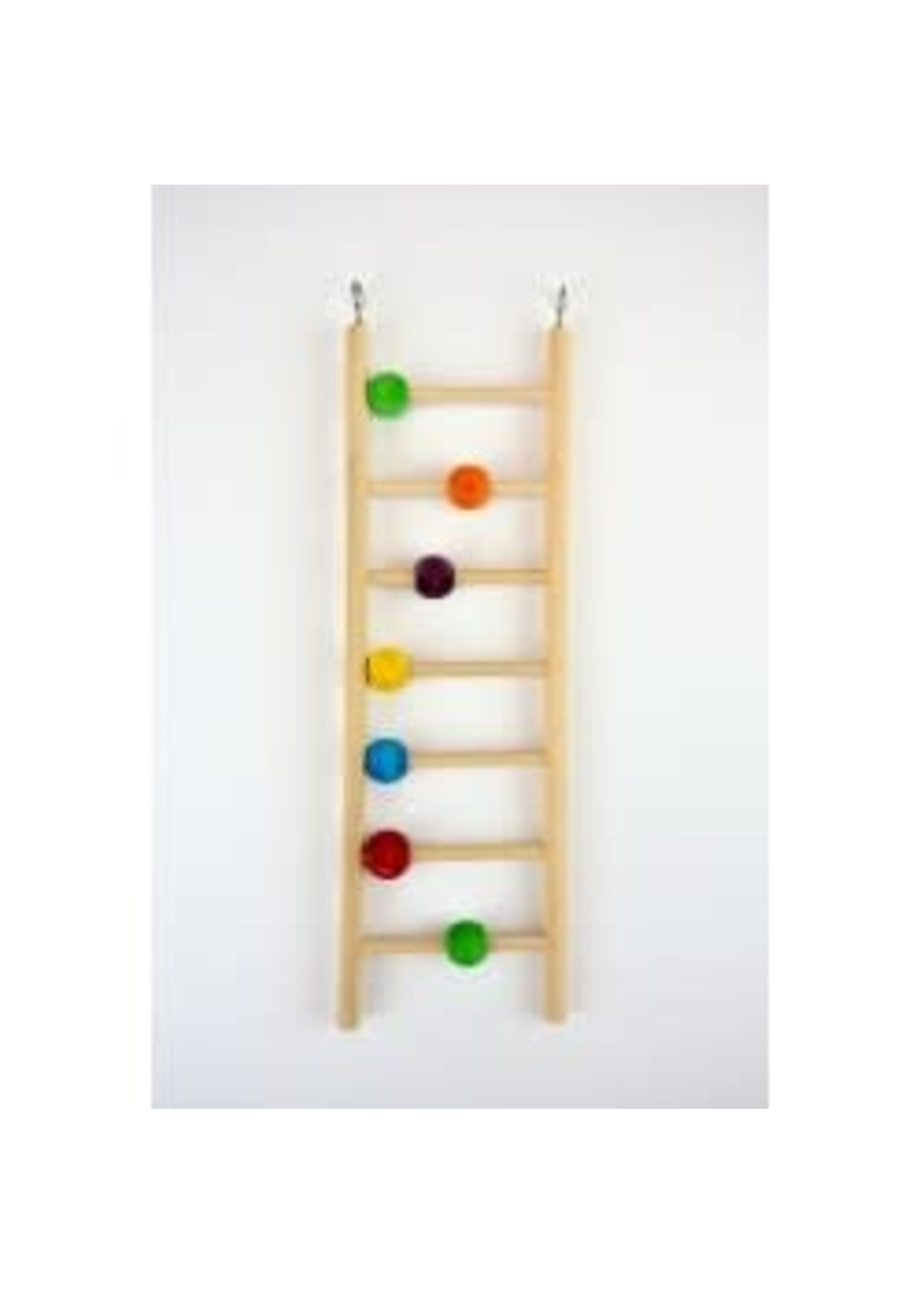 Glitter Pets Ladder With Beads 7 Steps