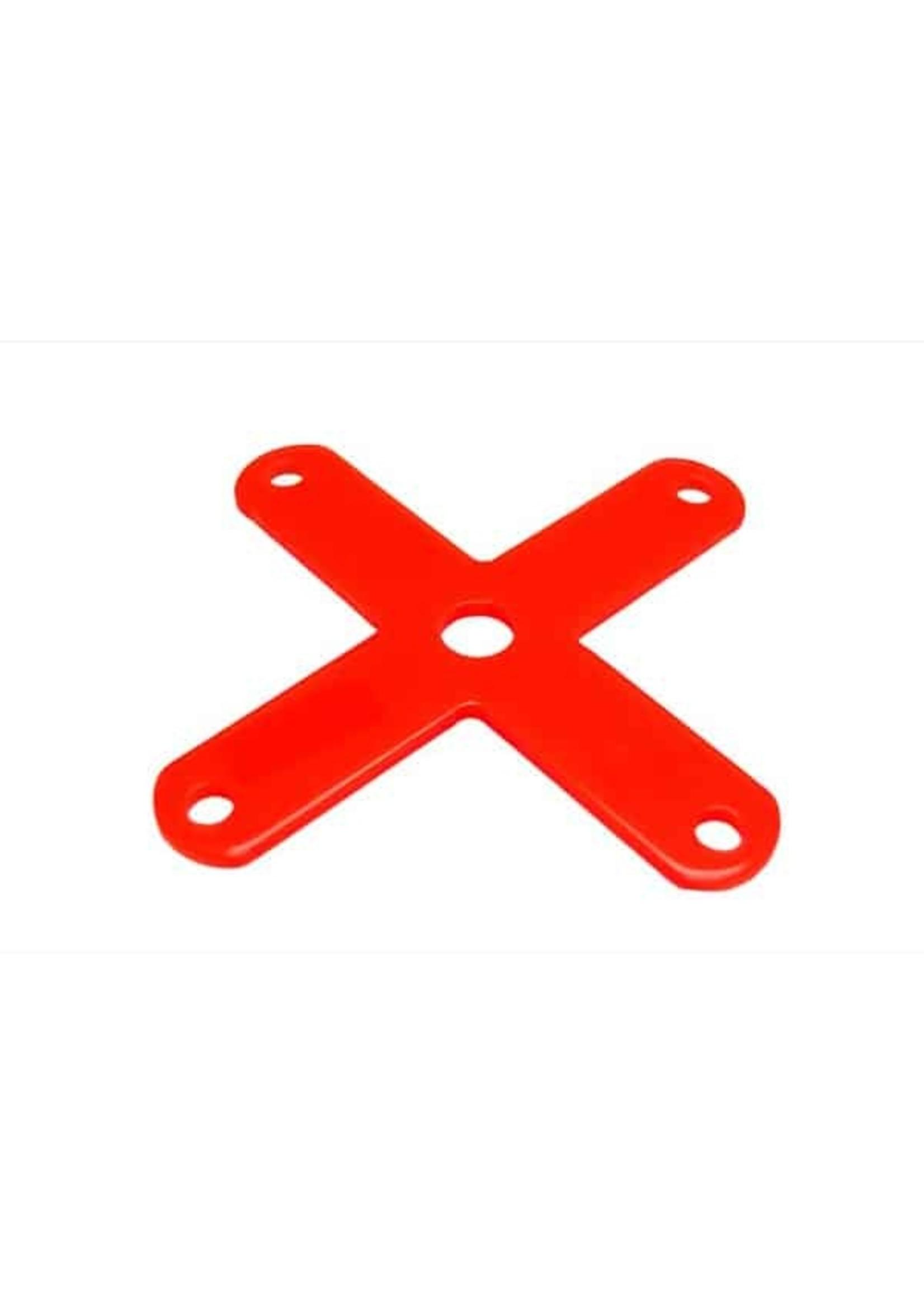 CND Acrylic Cross  5.75″ (1H 1/2″ + 4H 1/4″) P200594
