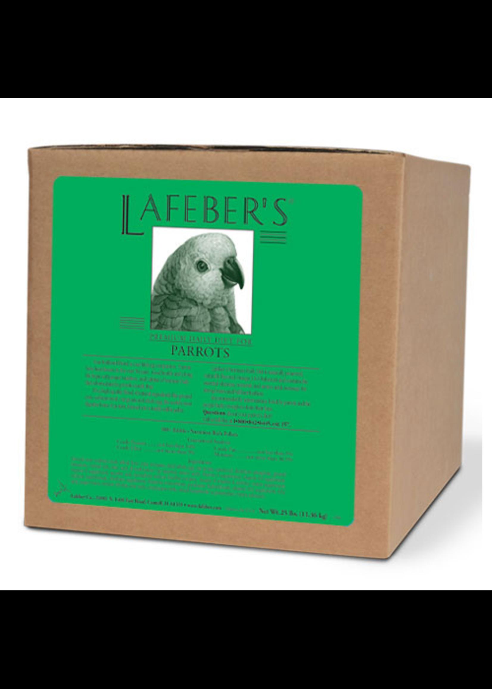 Lafeber's Lafeber Parrot Pellets 25lb
