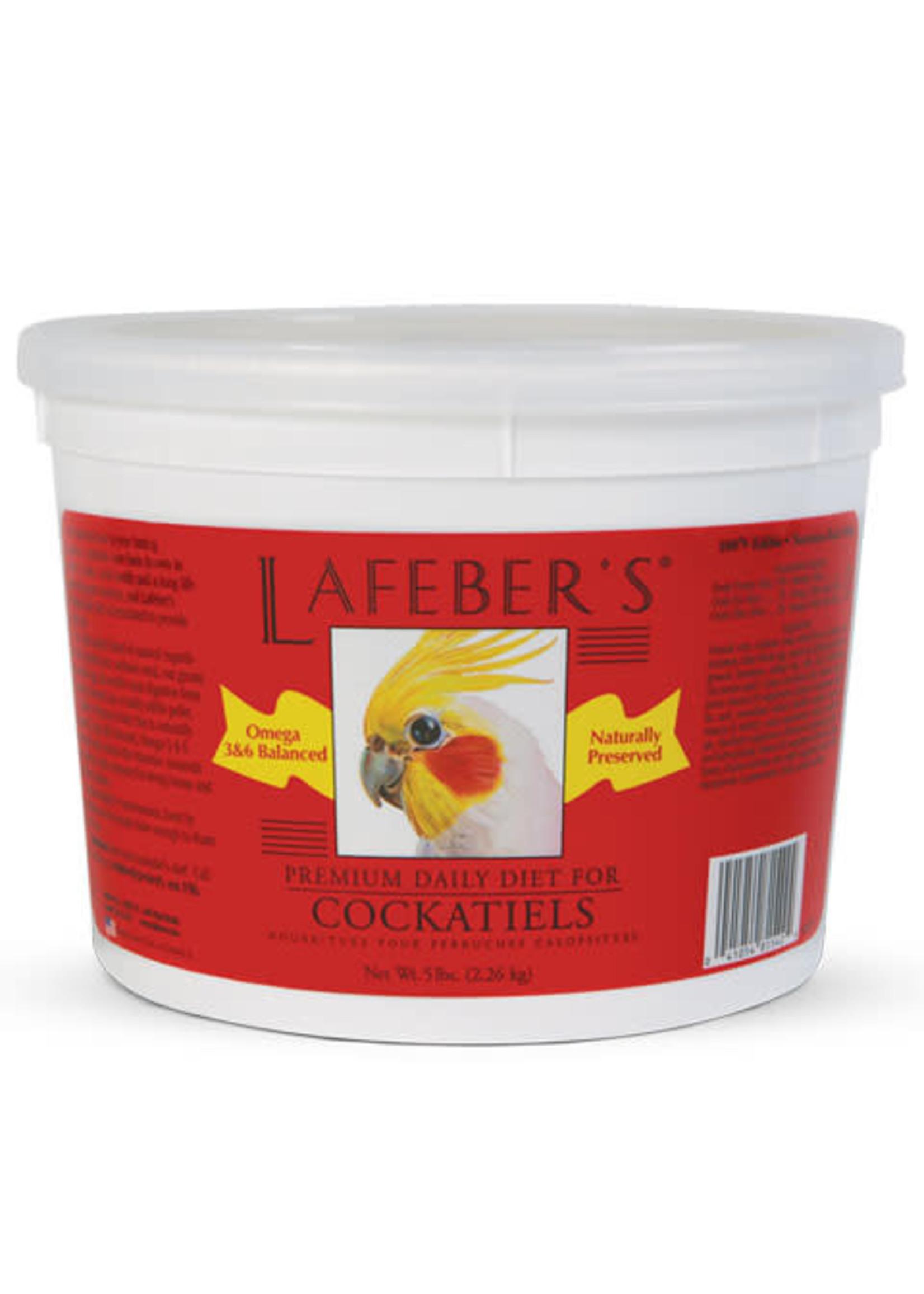 Lafeber's Lafeber Cockatiel Pellets 5lb