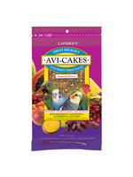 Lafeber's Lafeber Fruit Delight Avi-Cakes for Small Birds 8oz