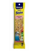 Sunseed/Vitakraft VK Parakeet Crunch Sticks, Harvest Apple Flavour 2/pk