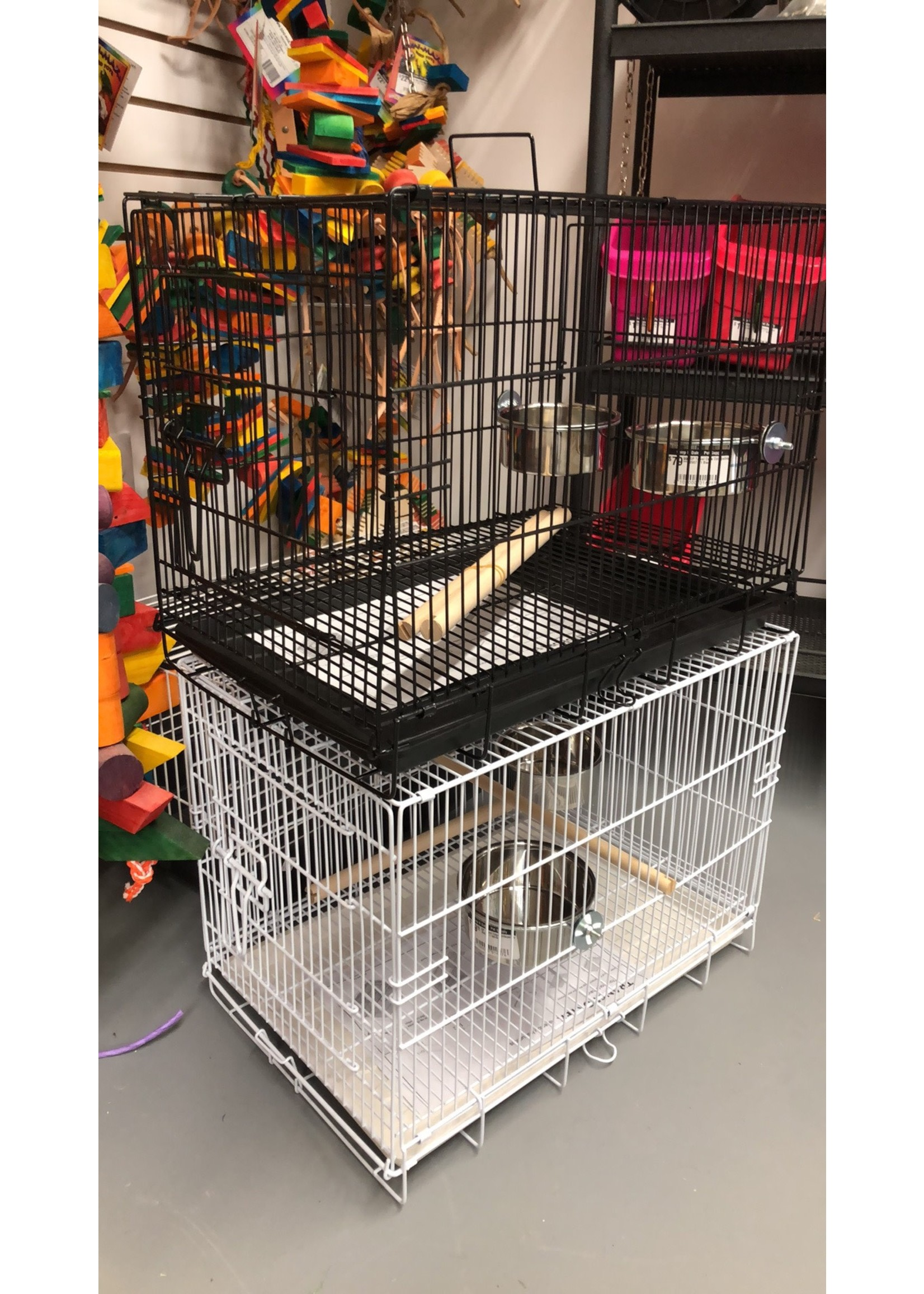 Glitter Pets GP Travel Cage Collapsible 2607-1