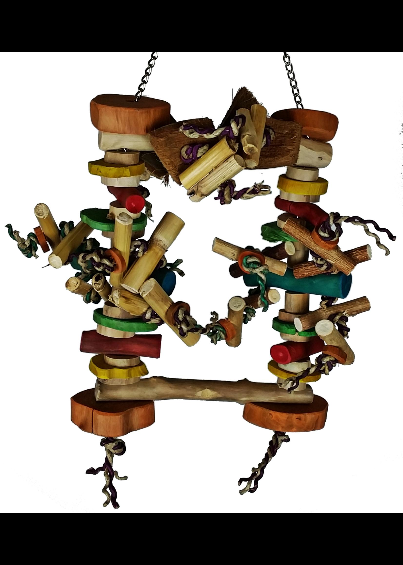 A&E A&E  Happy Beaks - Small Munchy Swinger 46570