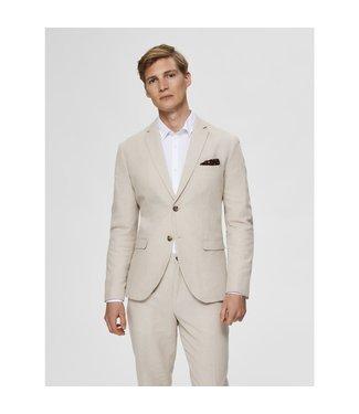 Selected Homme Sand Slim Fit Blazer