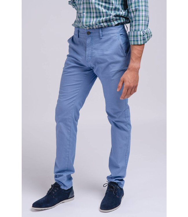 SMF SMF Flat Front Trouser