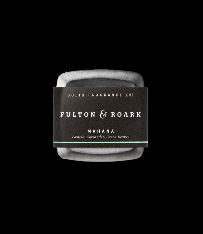 Fulton & Roark Fulton & Roark Mahana Solid Cologne