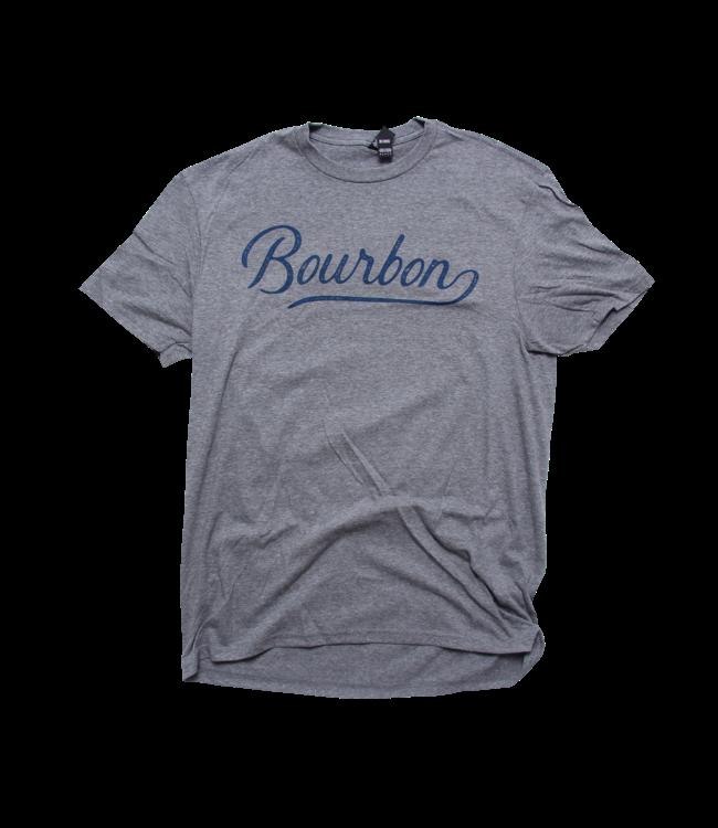 Barrel Down South Bourbon Script Tee