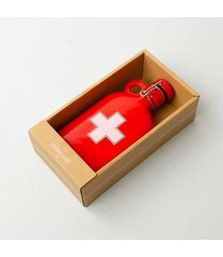 Men's Society Ceramic Flask - Apothecary