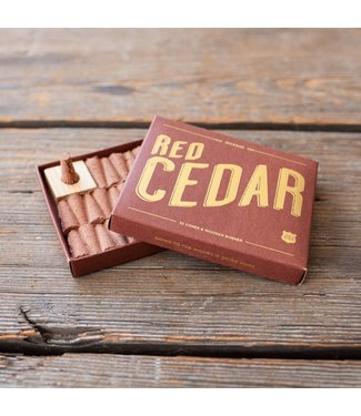 Men's Society Red Cedar Incense