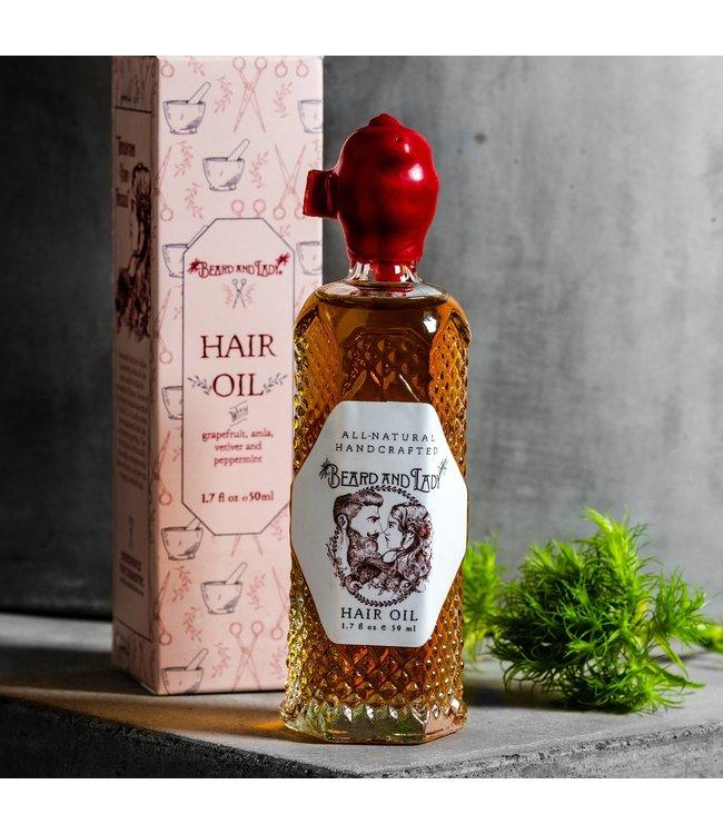 Beard and Lady Beard and Lady Hair Oil