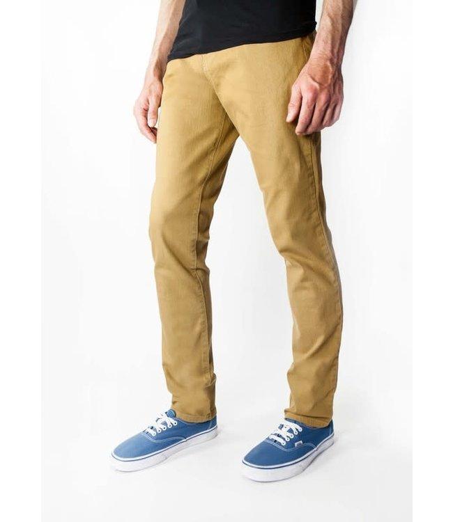 Neo Blue Camel Skinny Jeans