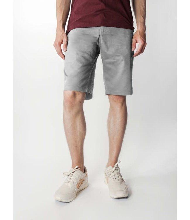 Neo Blue Grey Essential Chino Short
