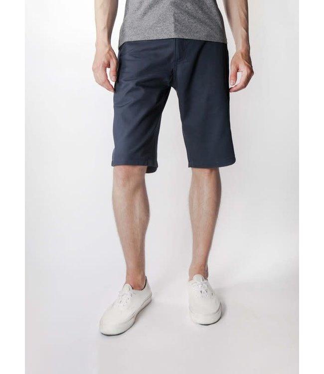 Neo Blue Navy Essential Chino Short