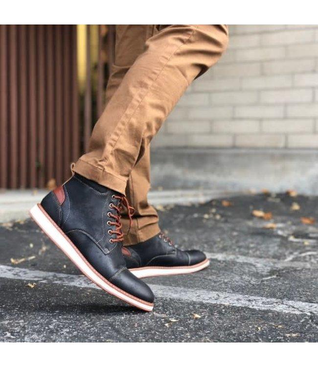 Conal Birt Casual Boot-Black