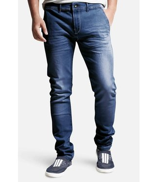 Olgyn Monroe Medium Blue Denim Jean
