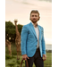Koy Clothing Full Koy Mawimbi Striped Blazer