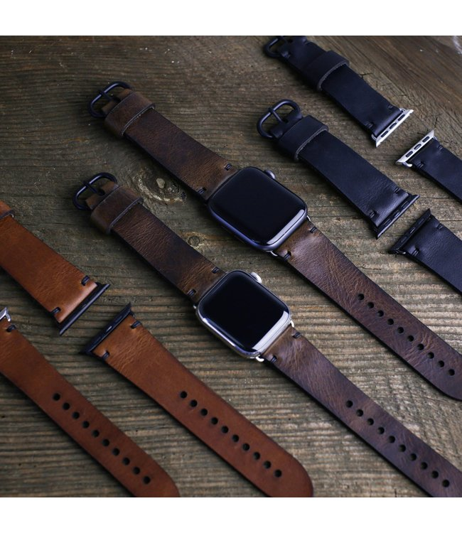 Choice Cuts Industries Horween Leather Apple Watch Band