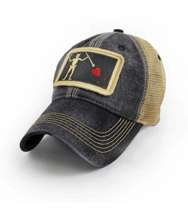 S.L. Revival Co Blackbeard Pirate Hat