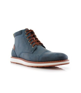 Conal Blue Birt Casual Boot