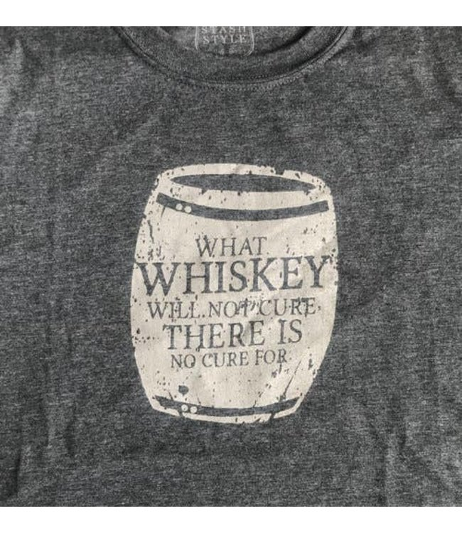 Stash Style Whiskey Barrel No Cure Tee