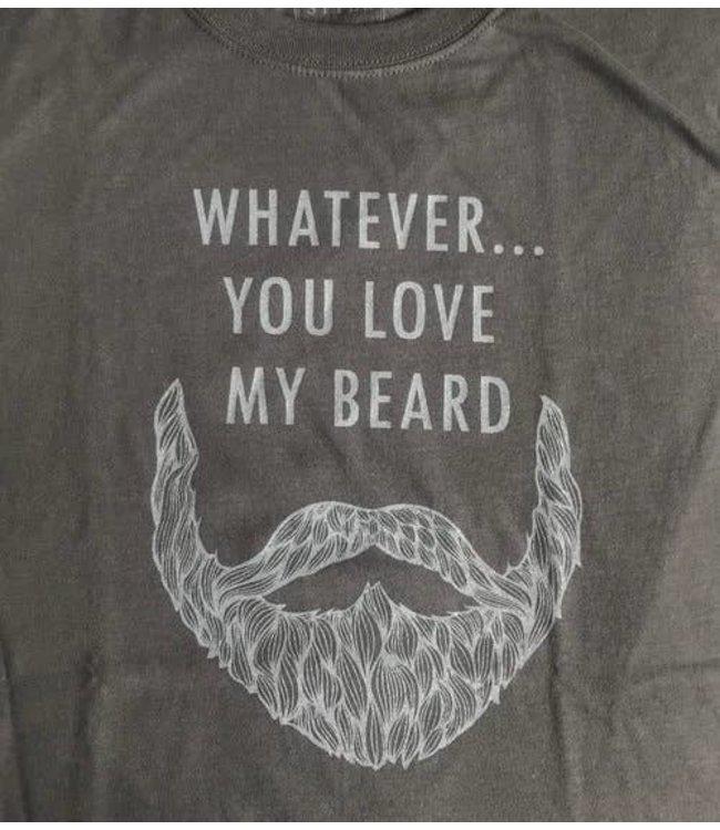 Stash Style My Beard T-Shirt