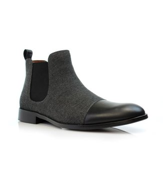 Conal Forbes Two Tone Chelsea Boot