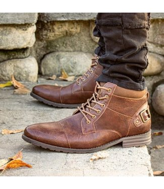 Conal Christopher Lace Up Boot