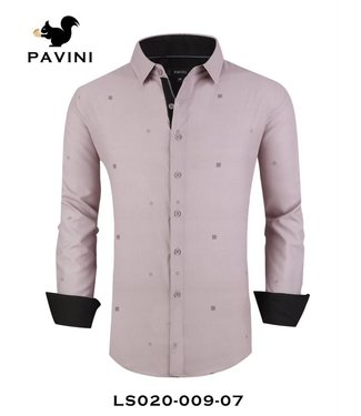 Pavini Brooks Button Down Long Sleeve Shirt