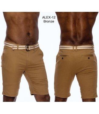 Derbyshire Bronze Alex Stretch Short