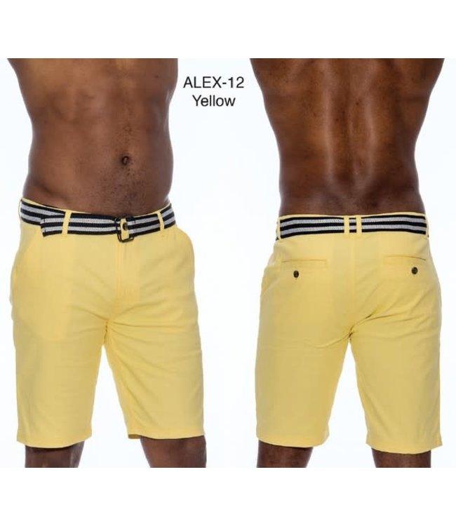 Derbyshire Yellow Alex Short