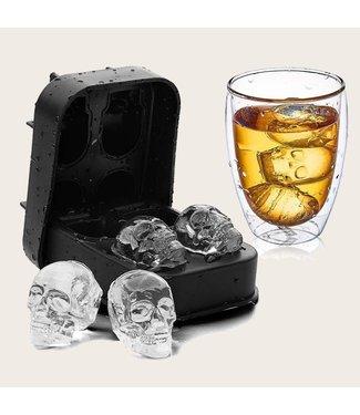 Host Envy Skull Ice Mold