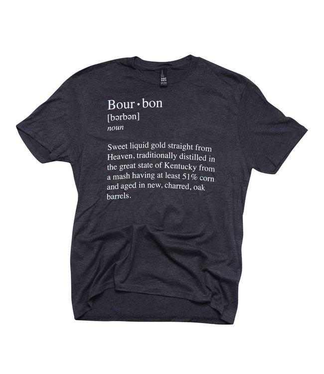 Barrel Down South Define Bourbon T Shirt