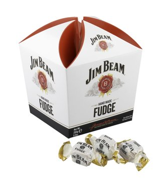 Gardiners Handmade Confectionery Jim Beam Bourbon Fudge Carton