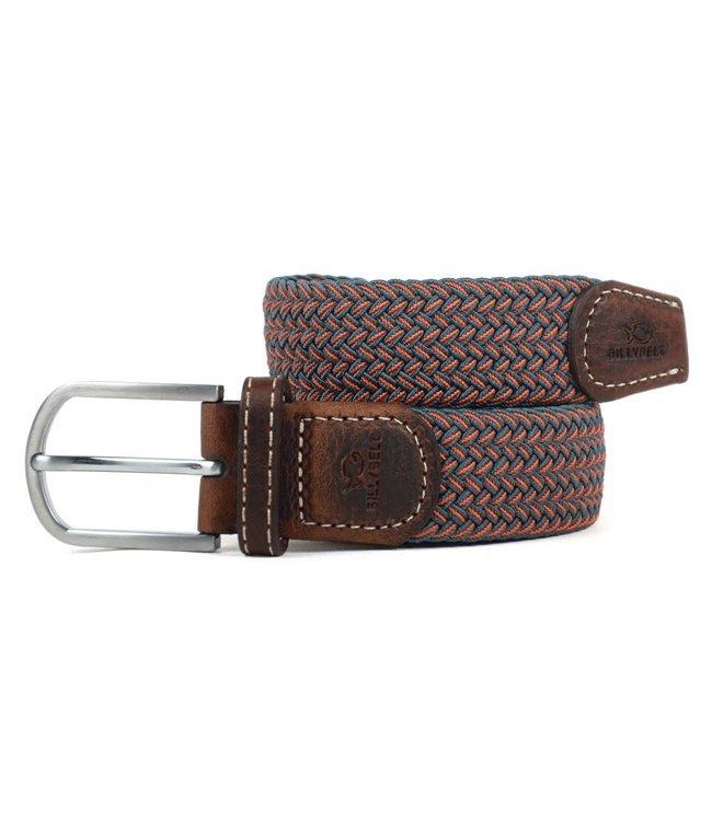 Billybelt The Seattle Two Tone Woven belt