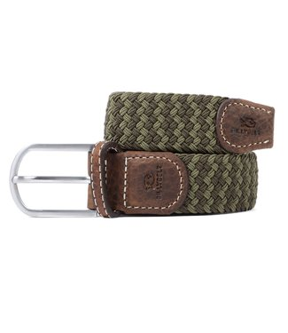 Billybelt The Tundra Two Toned Woven Belt