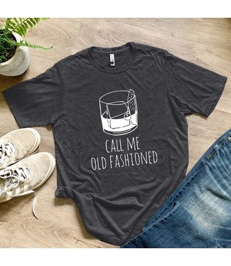 moonlight makers Call Me Old Fashioned Tee
