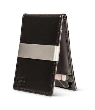 Forrest & Harold Black & Grey Wallet