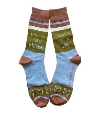 Buy Socks You All Better to be Full of Whiske Socks