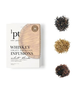 Teroforma Cocktail Pack - Whiskey