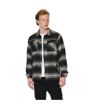 Ron Tomson Chardon Brushed Plaid Flannel Jacket