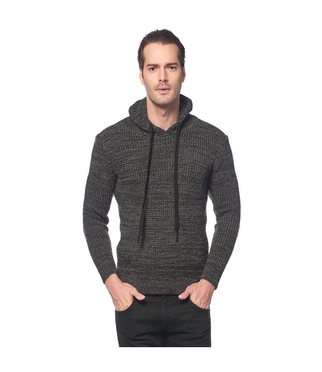 Ron Tomson Mr. Snug Hooded Knit Sweater