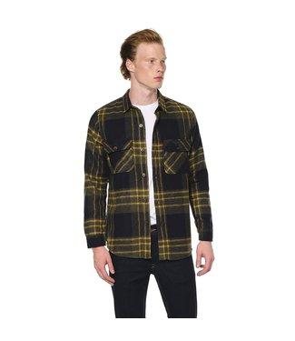 Ron Tomson Sartre Woodsman Flannel Shirt
