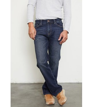 Kan Can 5 Pocket Slim Straight Jean