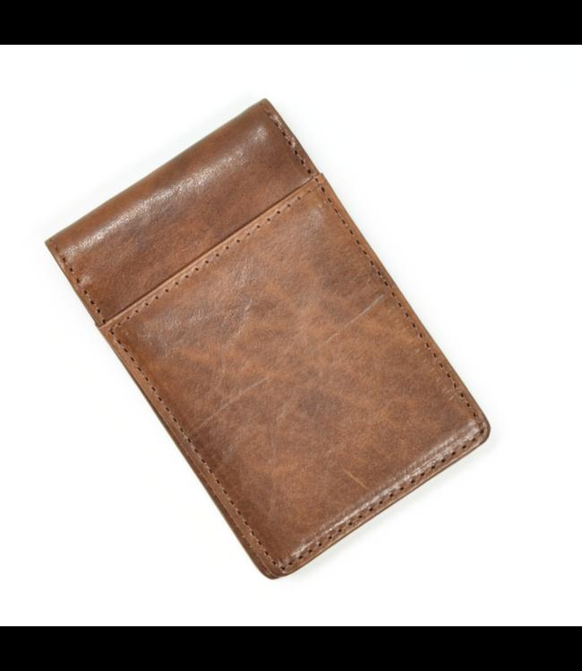 Curated Basics Dual Back Pockets Slim Bi-fold