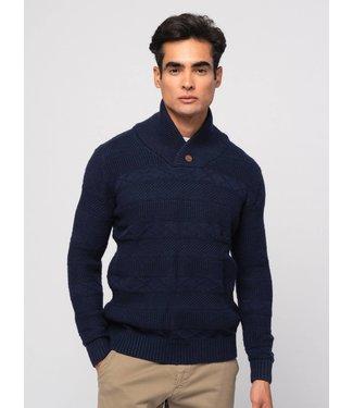 SMF SMF Cowl Neck Sweater