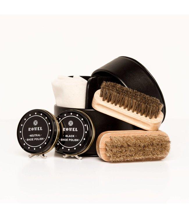 Brouk and Co. Shoe Shine Gift Kit